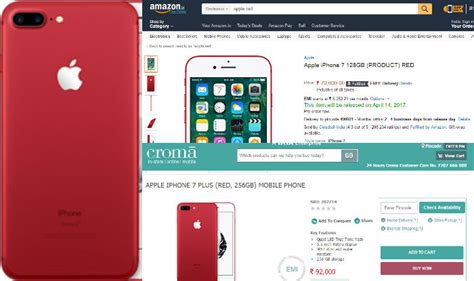 apple red iphone  iphone     pre order