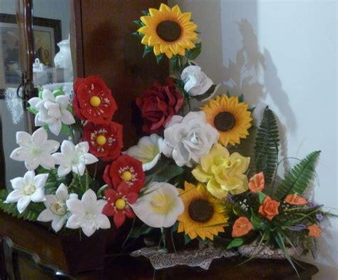 girasoles moldes de flores para hacer arreglos florales en moldes para hacer flores y figuras de fomi fomy foamy