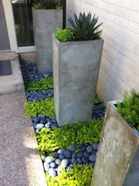 home stones decoration 18 brilliant uses of river rocks for exclusive home decoration