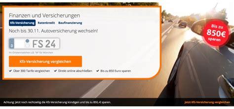 Kfz Versicherung G Nstiger Bei Schwerbehinderung by Autoversicherung Vergleichen K 252 Ndigen Wechseln Sparen