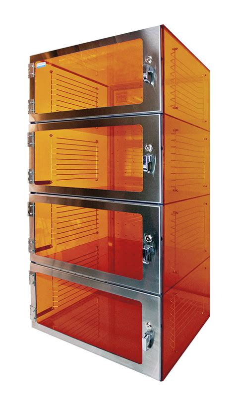 Desiccator Cabinet by Four Door Desiccator Cabinet Acrylic 18x18x48