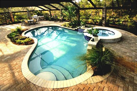 size of outdoor magnificent small pool ideas and cost