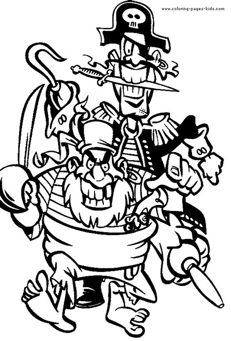 Pirate Coloring Pages Prints And Colors 12224 Pirate Coloring Pages Bestofcoloring