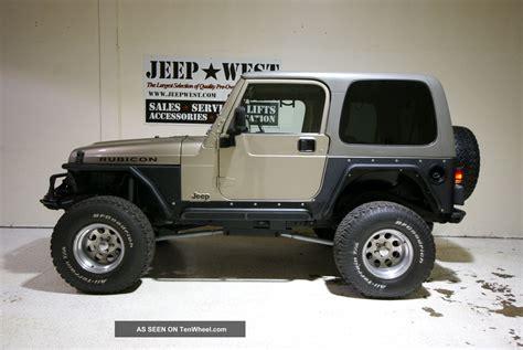 2005 Jeep Wrangler Rubicon 2005 Jeep Wrangler Rubicon