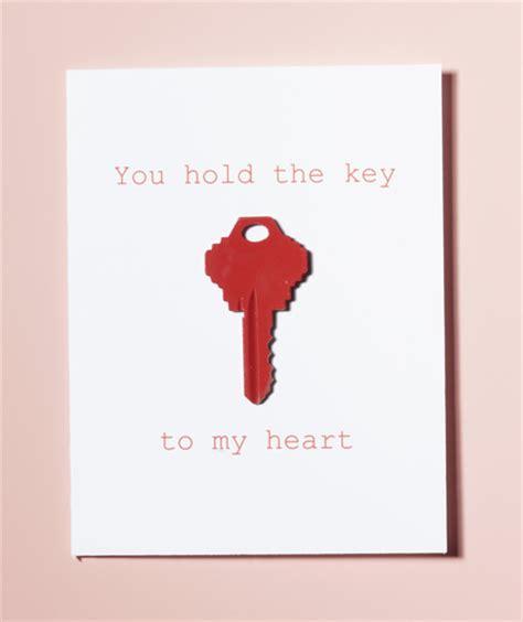 how to make a key card creative s card ideas key easy and