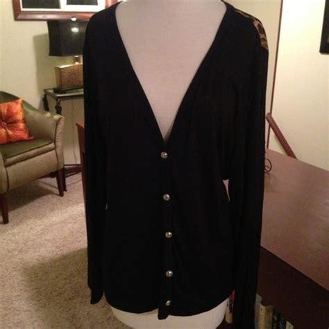 Cardi Blazer Jumbo Bigsize Cardy Big Size plus size black leopard cardy on storenvy