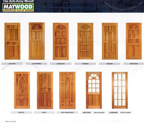 Door Design In Wood by Doors Design D Amp S Furniture