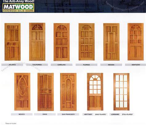 solid hardwood doors wood door design philippines