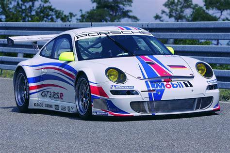 porsche gt3 rsr 2007 porsche 911 gt3 rsr 997 review top speed
