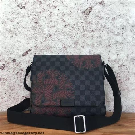 Jual Tas Lv Rope District Pm Damier Graphite Mirror Quality 2 1000 images about louis vuitton on monogram canvas wallets and louis vuitton speedy
