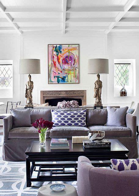 purple living room for feminine look my home style feminine living room interior design decor lavender