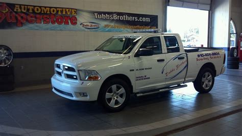Chrysler Road Side Assistance by Tubbs Brothers Adds Vehicle To Towing And Roadside