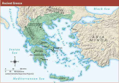 Historical Outline Map 7 Ancient Greece Answers by Map Exercise Ancient And The Middle East Answers