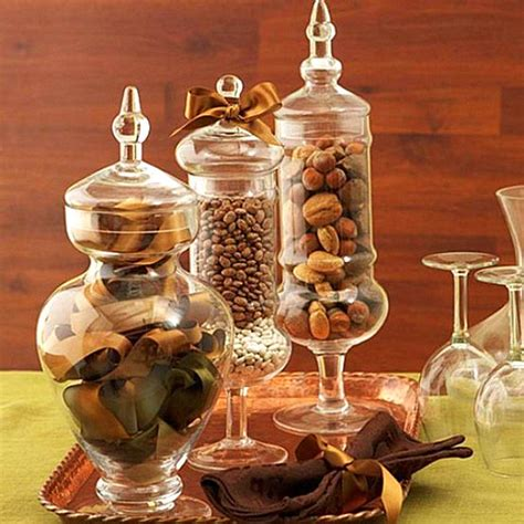 fall table decorations with jars 12 unique thanksgiving decoration ideas