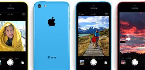 iphone 5c announced features release date price redmond pie