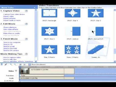 windows movie maker chroma key tutorial how to clone youself using wmm youtube