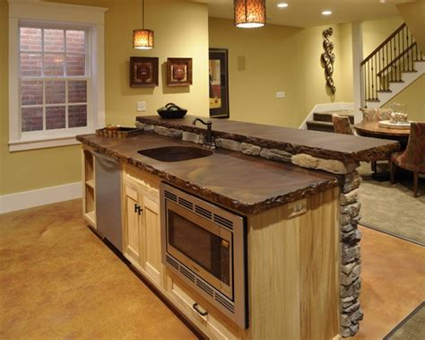 Level Concrete Countertops by 1000 Ideas About Stained Concrete Countertops On