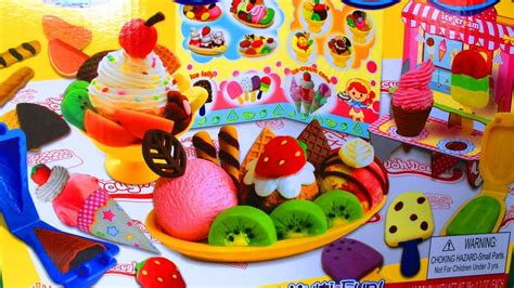 Play Desserts Mainan Shop Limited doh dough set play dough shop swirl like play doh