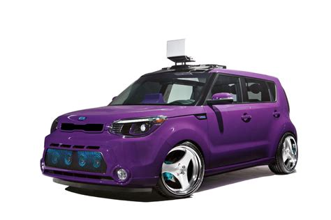 Kia Song Kia Unveils Themed Souls Autoevolution
