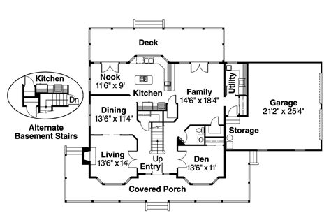 country homes floor plans country house plans cimarron 10 208 associated designs