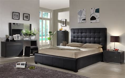 black bed bedroom ideas bedroom ideas black leather bed home delightful