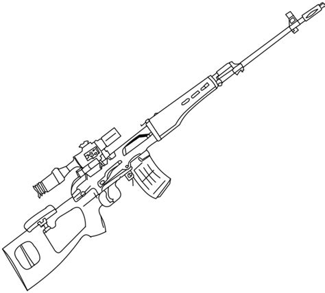 free coloring pages of nerf gun pictures