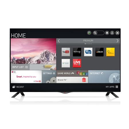 Lg Uhd Led Smart Tv 42 lg 49uf695v 49 smart uhd 4k led tv in black with freeview hd