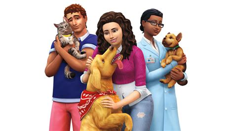 sims  cats  dogs expansion pack announced
