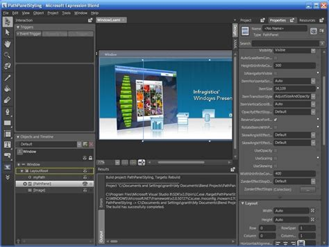 update layout silverlight microsoft expression blend alternatives and similar
