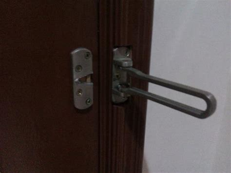 Secondary Door Locks missing secondary door lock picture of klebang resort melaka tripadvisor
