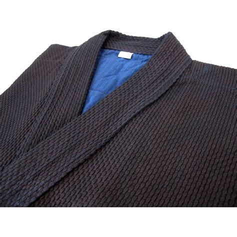 Singlet No 5 kyoto budogu bushu indigo dyed singlet kendo ringtone