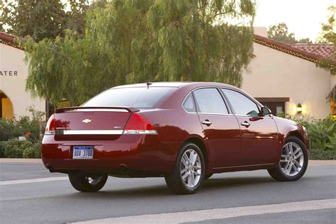 2010 chevrolet impala review cargurus