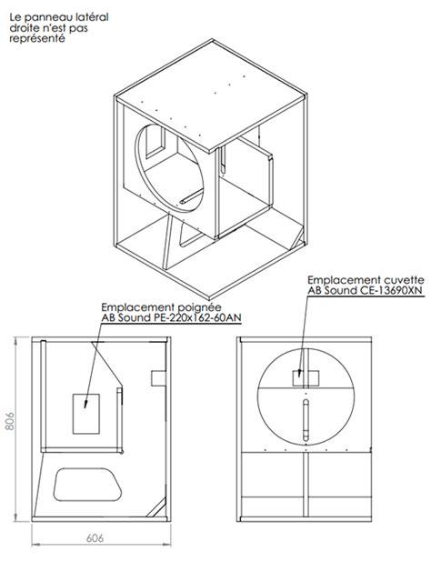 Speaker Component Rcf L15p200ak kit rcf esw1018 l18s801 cp21mm