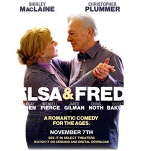 film review elsa and fred elsa fred 2013 movie