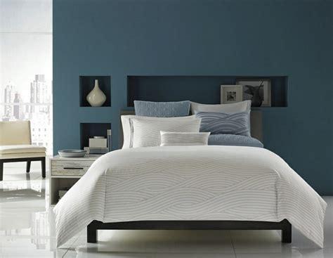 Blue Color Schlafzimmer by D 233 Co Int 233 Rieur Blanc Et Bleu Combinaison Classique