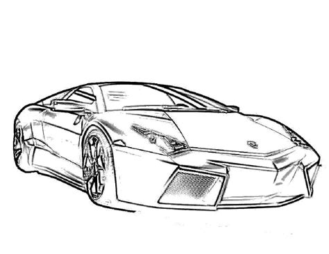 Lamborghini Coloring Pages Printable by Lamborghini Coloring Pages To Print Coloring Home