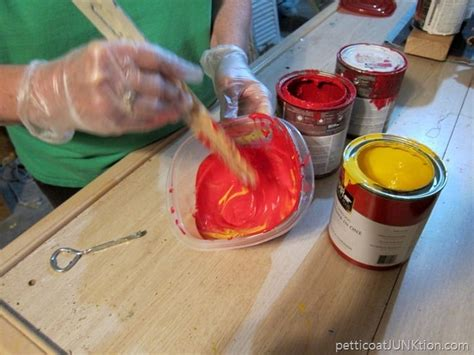 how to make the color coral coral color bedroom furniture mix yellow paint to