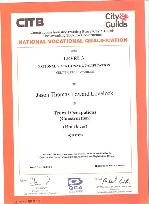 Nvq 2 Plumbing by Nvq Course In Business And Administration Level 1 Level 2