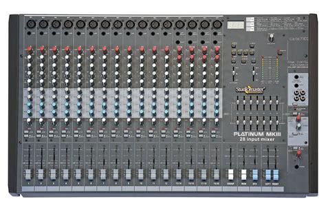 Stereo Master Mixer pro 24 6