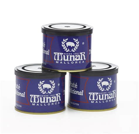 Pate de Cerdo Traditional 200 gr. - Import Logistik Peters Gr Logistik