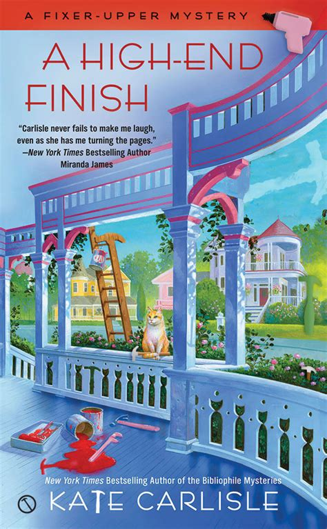 deck the hallways a fixer mystery books author kate carlisle