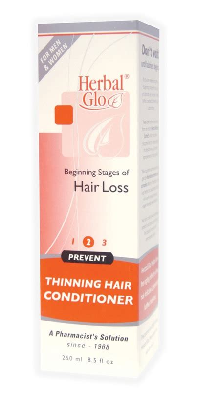 milady hair prevent cream buy herbal glo prevent thinning hair conditioner at well