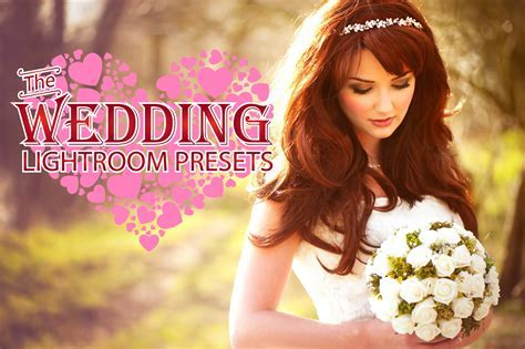 Wedding Beauty Lightroom Presets ~ Actions on Creative Market
