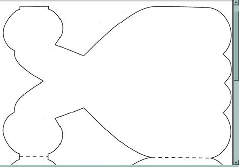 cinderella paper dress template google search