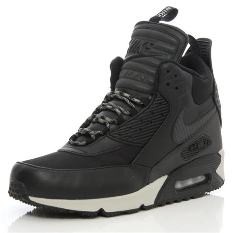 Nike Airmax 90 nike air max 90 sneakerboot wntr black