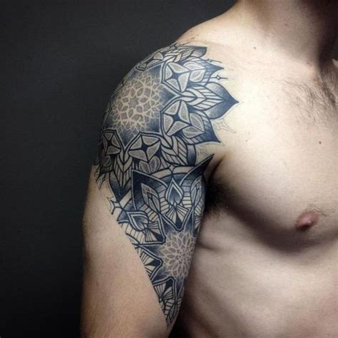 shoulder cap tattoos for men 30 exceptional shoulder cap designs amazing