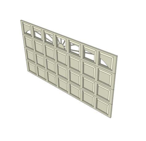 Dynamic Garage Door Cad Blocks Free Garage Door Cad Block