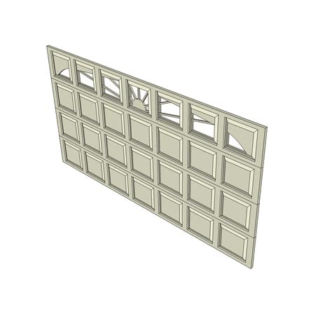 Cad Garage Doors by Dynamic Garage Door Cad Blocks Free