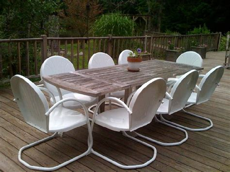 Vintage Style Patio Furniture Vintage Patio Chairs Officialkod