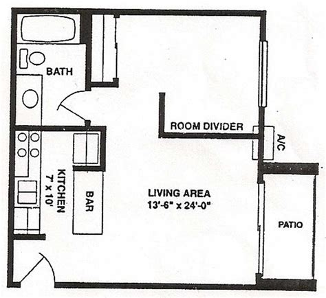 500 sq ft apartment how big is 500 square feet apartment design of your